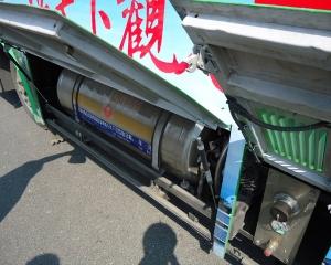大巴车LNG供气系统