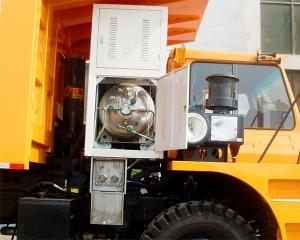 专用车供气系统