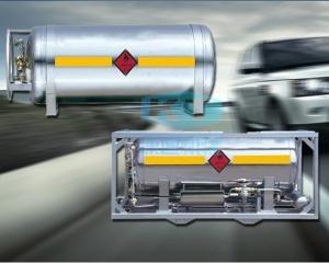 lng车用瓶供气系统